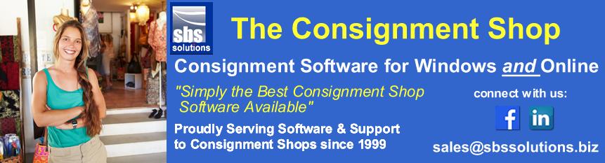 7aea8c1a82 Consignment Shop Software